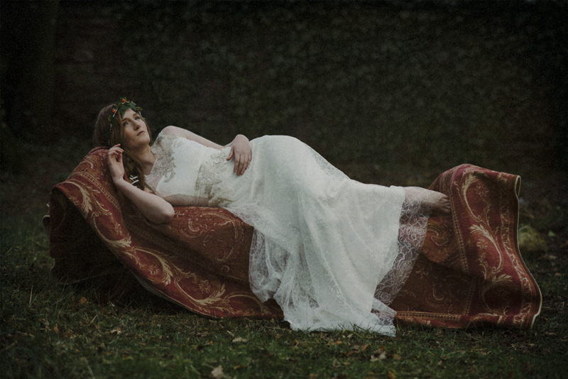 Pre-Raphaelite Wedding Inspiration