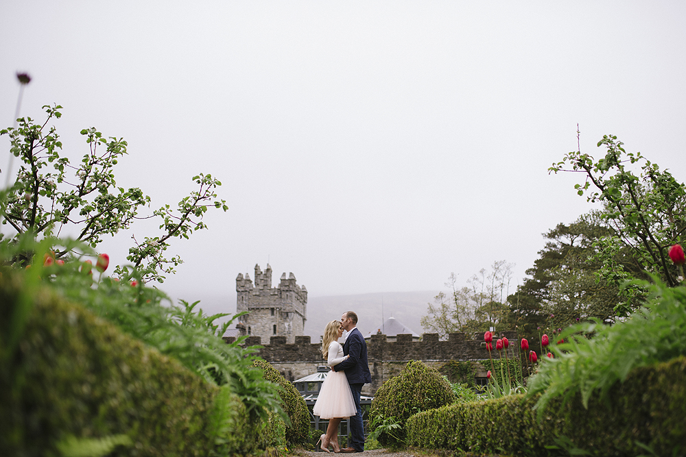 Pretty Glenveagh Castle Shoot Donegal