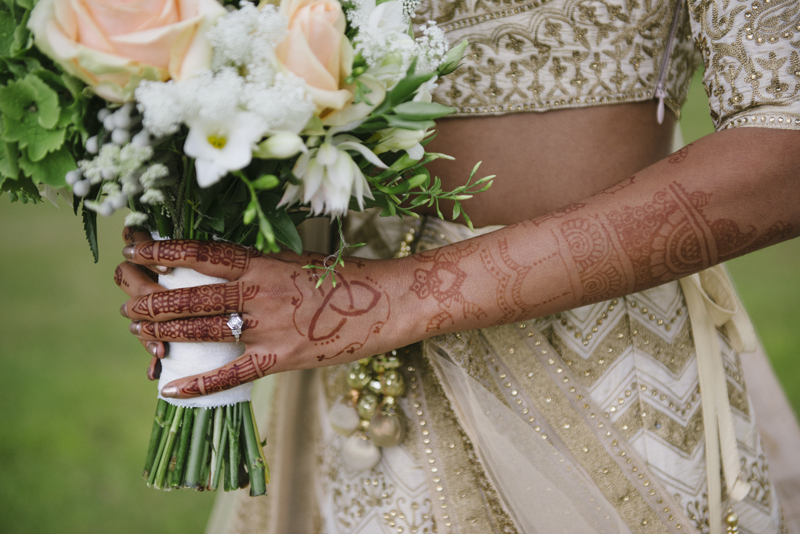 lough eske wedding indian henna