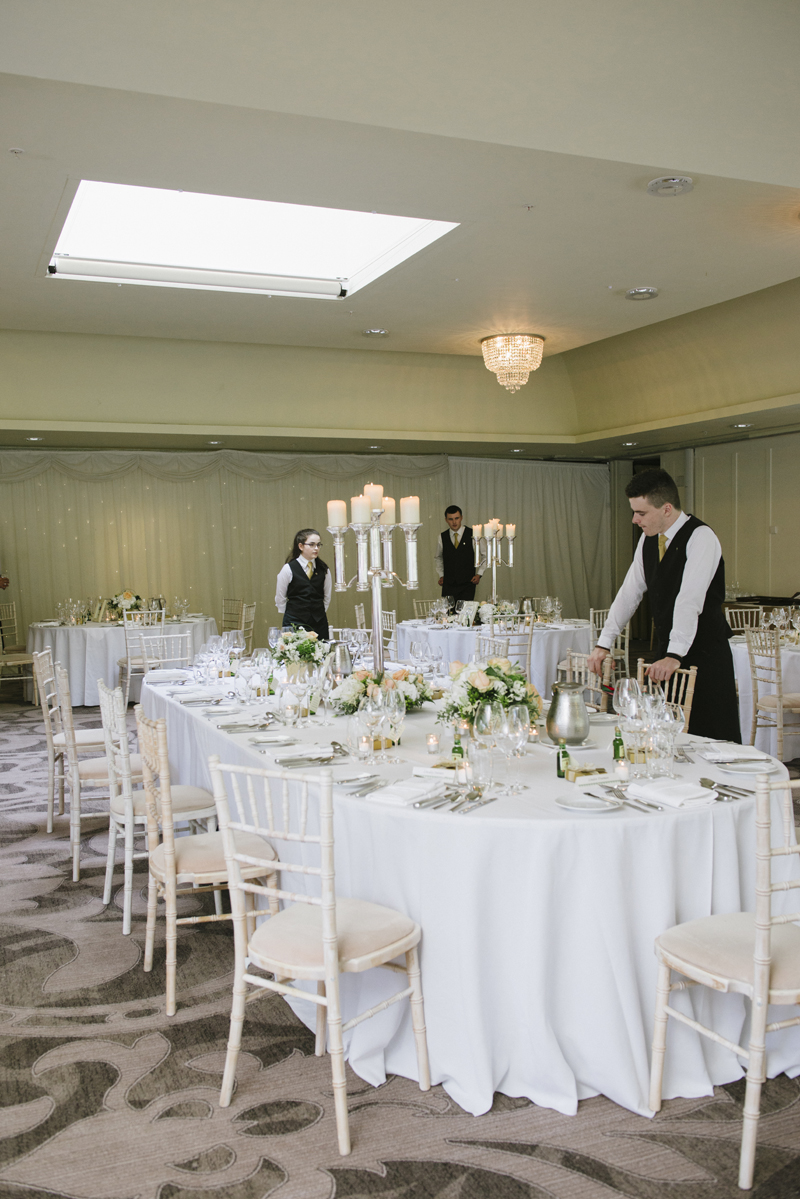 lough eske castle wedding room