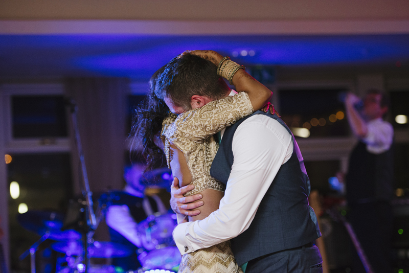 lough eske castle wedding first dance