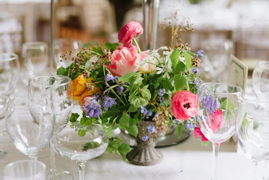 Tinakilly House Wedding Flowers